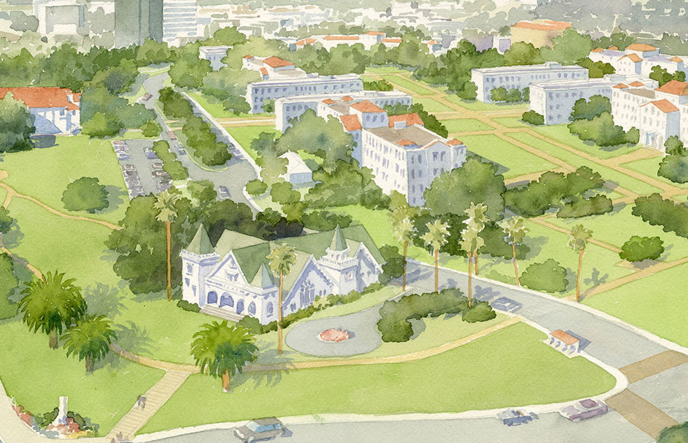 The Master Plan will transform the West Los Angeles VA campus into a 21st Century home for all Veterans in Los Angeles County